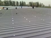 东莞厂房钢结构屋面防水工程