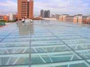 东莞专业玻璃屋面防水