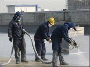 深圳防水涂层喷涂施工