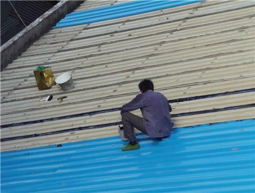 彩钢瓦屋面防水