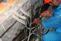 电缆沟防水补漏