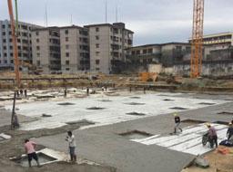 东莞地基整体防水施工