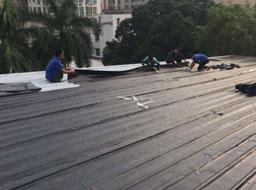 东莞金属屋面防水