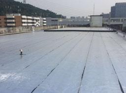 东莞屋面防水卷材铺贴