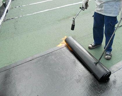东莞整体防水卷材铺贴