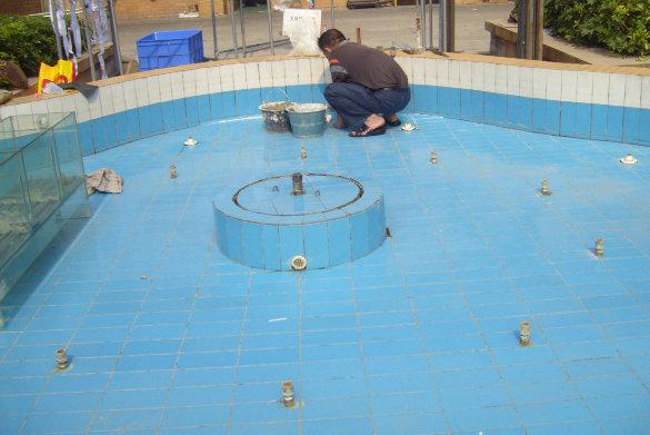 东莞水池防水维修