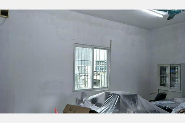 莞深高速公路办公室内墙油漆翻新