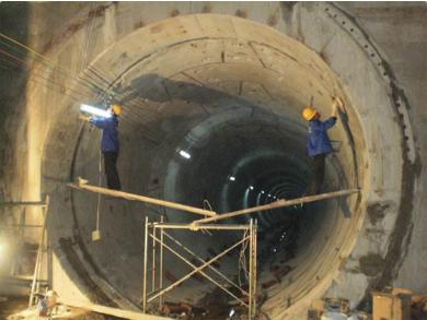 东莞隧道堵漏防水补漏专业施工公司