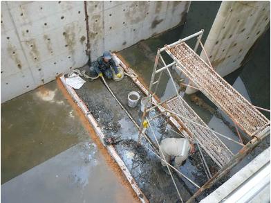 东莞污水池堵漏防水补漏专业施工公司