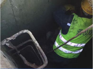 东莞污水管堵漏防水补漏